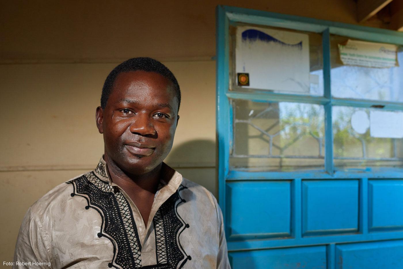 Jared Omondi Buoga : Le créateur derrière le projet